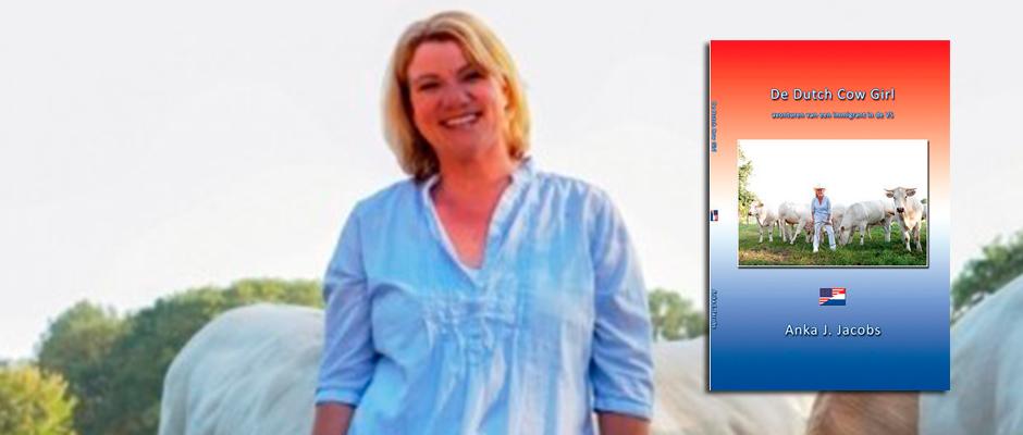 """Koop in de webshop: mijn boek """"de dutch cow girl"""""""