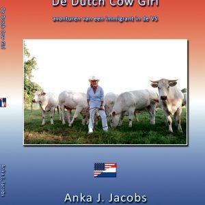 Paperback De Dutch Cow Girl